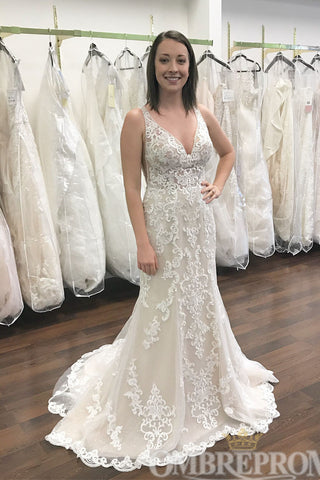products/Flossy_V_Neck_Sleeveless_Mermaid_Lace_Wedding_Dresses_W769_2.jpg