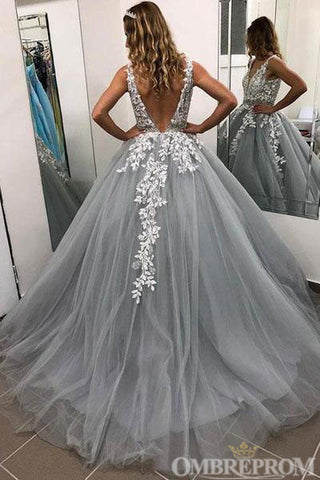 products/Gorgeous_Ball_Gown_Sleeveless_V_Back_Lace_Party_Dress_with_Appliques_D79_1.jpg