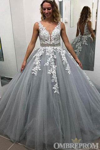 products/Gorgeous_Ball_Gown_Sleeveless_V_Back_Lace_Party_Dress_with_Appliques_D79_2.jpg