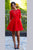 Elegant Burgundy Red Half Sleeve Homecoming Dresses,Appliques Short Prom Dress