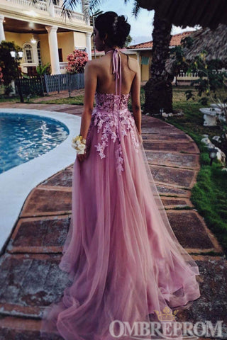 products/Halter_Pink_Lace_Up_Back_Prom_Dress_Long_Formal_Party_Gown_D233_3.jpg