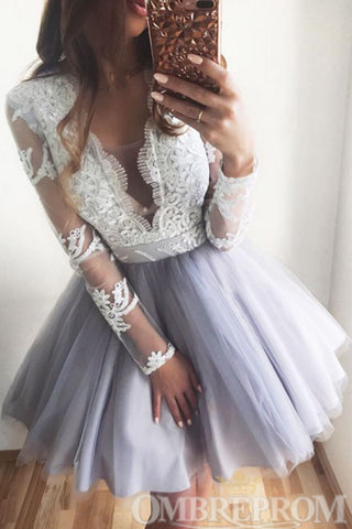products/Long_Sleeves_Deep_V_Neck_Short_Prom_Dress_Lace_Homecoming_Dress_M674.jpg