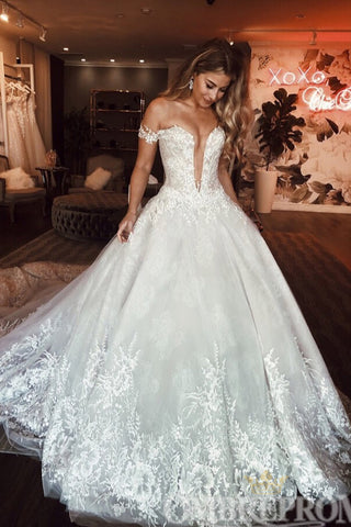 products/Luxury_Off_Shoulder_Lace_Ball_Gowns_Wedding_Dresses_W779_2.jpg