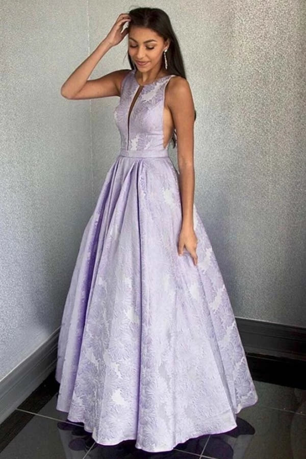 Elegant Long Princess Prom Dresses For Teens Beauty Party Dresses M825