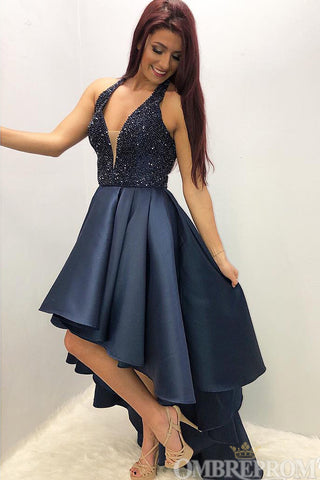 products/Navy_Blue_V_Neck_Long_High_Low_Prom_Dress_with_Sequins_D162.jpg