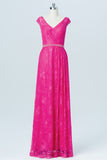 Peony Capped Sleeve Cheap Bridesmaid Dresses,Sequins Beading Belt Appliques Bridesmaid Gowns