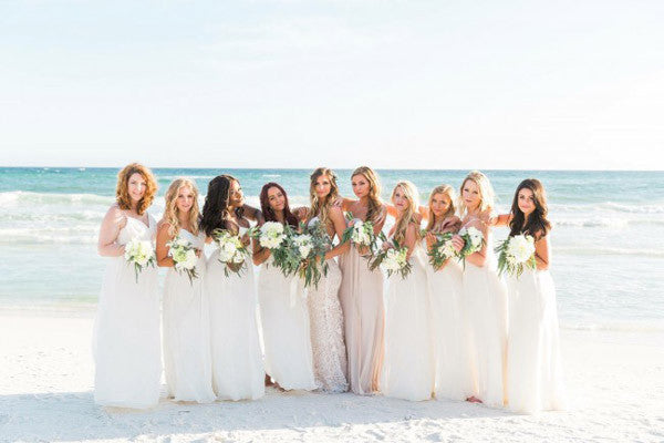 Simple Sweetheart Trumpet Wedding Gowns,Sweep Train Hollow Floral Beach Wedding Dress