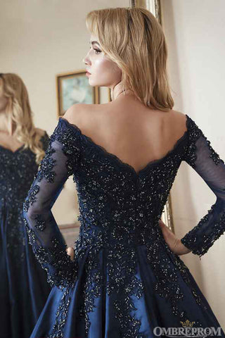 products/Off_Shoulder_Prom_Dresses_V_Neck_Lace_Top_Long_Sleeves_Ball_Gowns_D12_1.jpg
