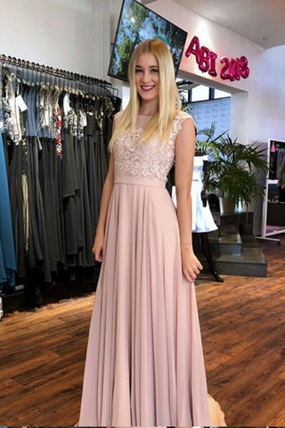 products/Pink_Round_Neck_Lace_Appliques_A_Line_Prom_Dress_D378_1.jpg