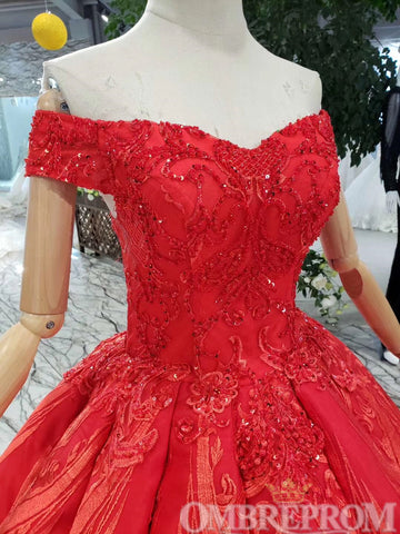 products/Red_Ball_Gown_Off_Shoulder_Lace_Up_Prom_Dress_with_Sequins_D212_1.jpg