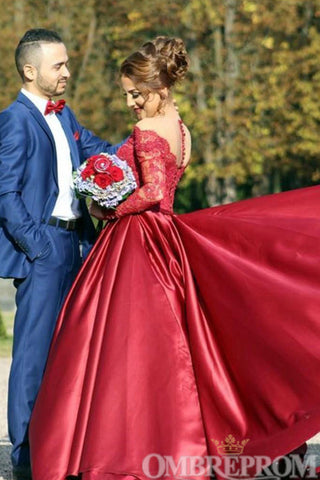 products/Red_Long_Sleeves_Off_Shoulder_Ball_Gowns_Long_Prom_Dress_D268_2.jpg