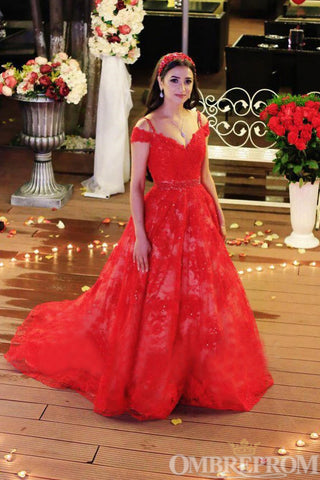 products/Red_Off_Shoulder_V_Neck_A_Line_Lace_Prom_Dress_Long_Ball_Gowns_D319_2.jpg