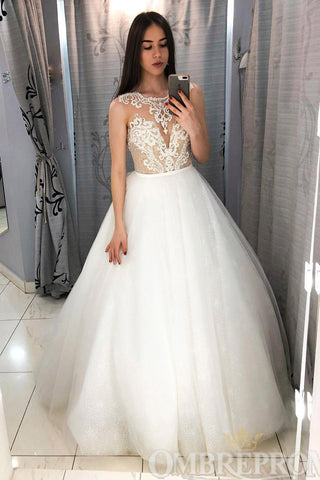 products/Round_Neck_Sleeveless_Wedding_Dress_Lace_Ball_Gowns_W755_2.jpg