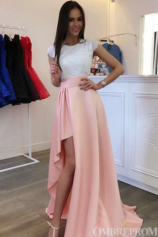 products/Simple_Round_Neck_Cap_Sleeves_Lace_top_Long_Prom_Dress_D49.jpg