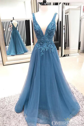 products/Simple_V_Back_Sleeveless_Lace_Appliques_Tulle_Long_Prom_Dress_D40.jpg