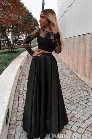 products/Two_Piece_Black_Prom_Dress_Long_Sleeves_A_Line_Party_Dress_D113_2.jpg