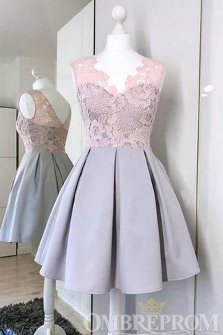 products/V_Neck_Lace_Top_Knee_Length_Short_Prom_Dress_Homecoming_Dress_M670.jpg