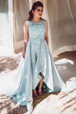 products/Vintage_Round_Neck_Lace_Prom_Dress_Satin_High_Low_Prom_Dress_D104.jpg