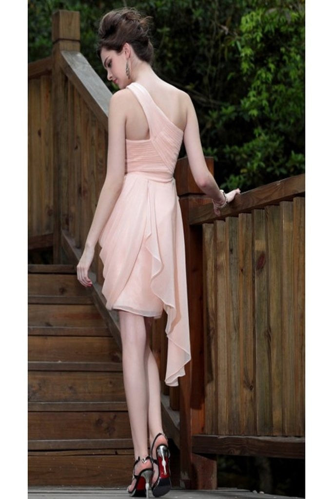 Elegant Short/Mini Sweet 16 Cocktail Dress Bridesmaid Dresses Homecoming Dress