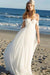 Unique Off The Shoulder  Sweetheart Wedding Dresses W329