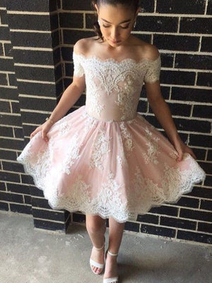 Homecoming dress-Ombreprom