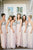 Charming Simple Sweetheart Sleeveless Floor Length Long Chiffon Bridesmaid Dresses For Wedding B448