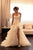 Charming Strapless High Low Wedding Dress Bridal Gowns with Ruffles W532