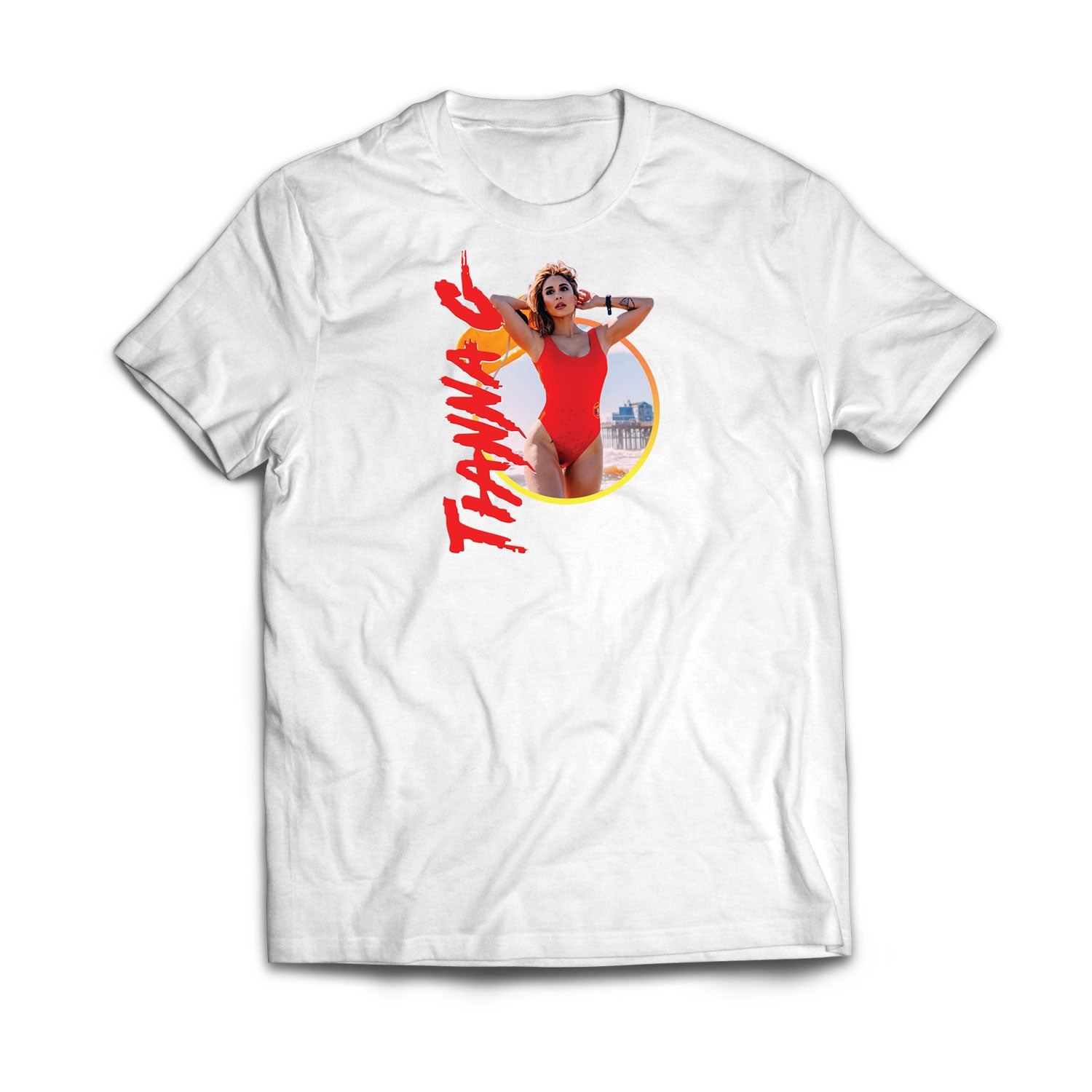 BAYWATCH T-SHIRT WHITE