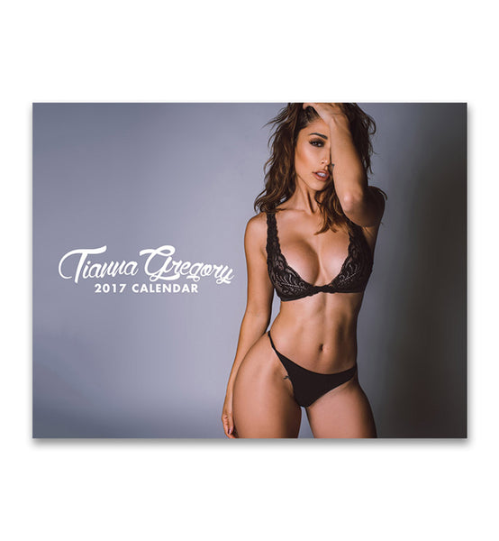 2017 Tianna Gregory Official Calendar