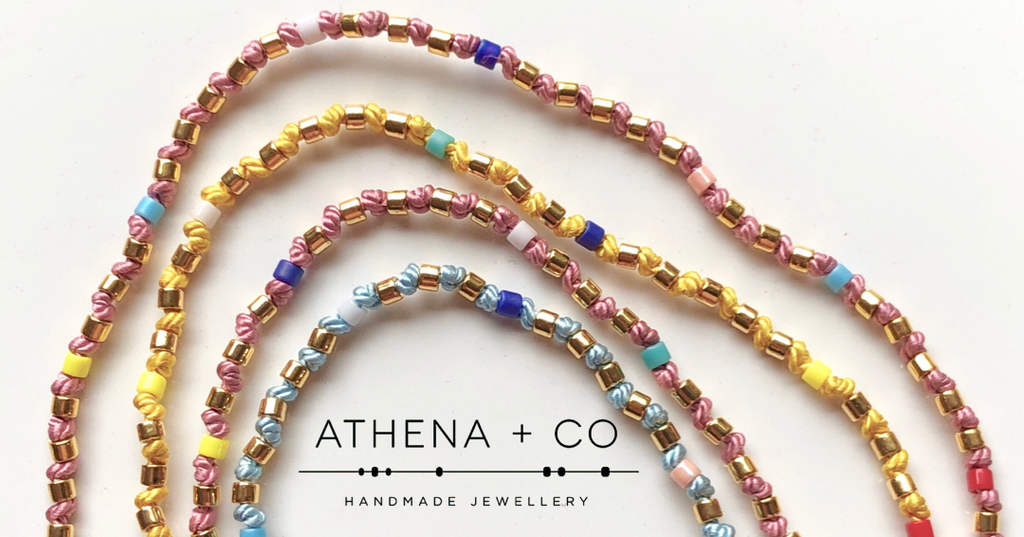 Gift Card - Athena+Co - Jewellery - Jewelry - Beaded - Necklace - Bracelet - Fashion