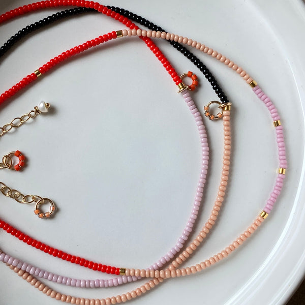 Bead Anklets - Athena+Co - Jewellery - Jewelry - Beaded - Necklace - Bracelet - Fashion
