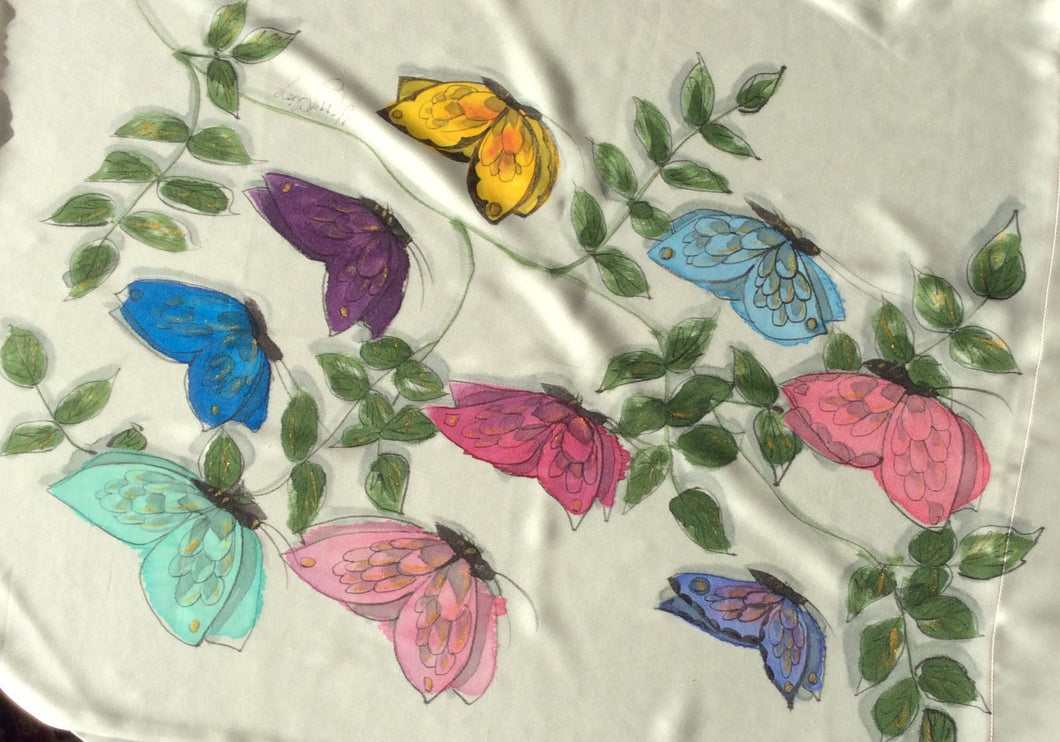Butterflies Pillowcase