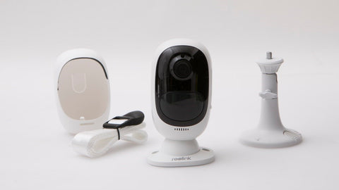 Reolink Argus 2 Wire-Free Rechargeable Battery Security Camera (Duo Pack)