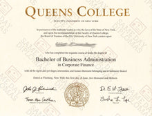 Associate Degree Diploma & Transcripts