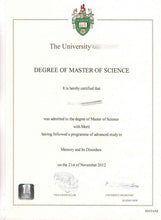 College and University Match Diplomas from the United Kingdom