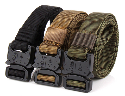 Rugged Edge Quick Release Belt