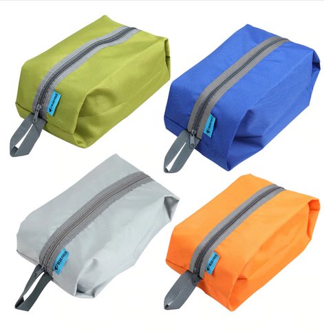 Durable Bluefield Ultralight Waterproof Oxford Washing Gargle Stuff Bag