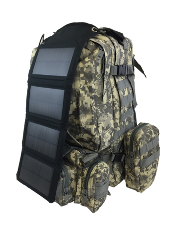 Backpacking Foldable Solar Charger
