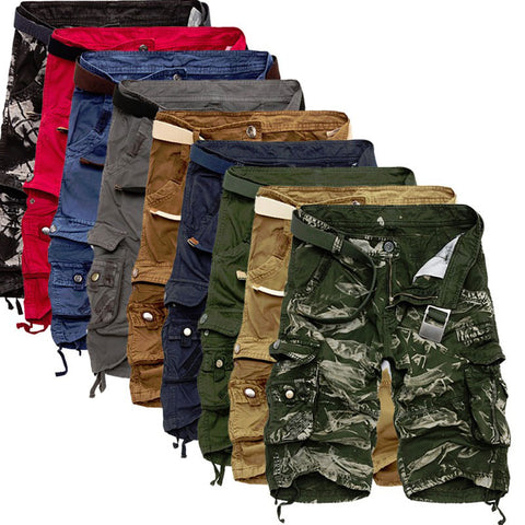 SFIT Men's 2020 Adventure Cargo Shorts