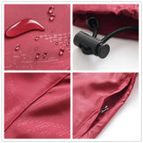 Microweight Men/Women Quick Dry Waterproof Shell