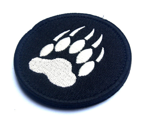 Bear Claw Velcro Patch