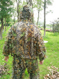3D Leaf Maximum Concealment Ghillie Suit
