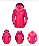 Mountainskin Women's 2-Piece Thermal Winter Jacket