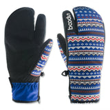New Trigger Mitten Snowboard and Ski Gloves for Women