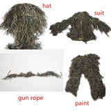 Cloak of Invisibility- Ghillie Suit