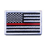 USA  American Flag Velcro Patch