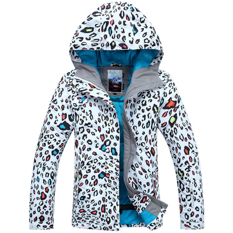 2017 Women's Snowboard Winter Jacket