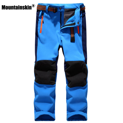 Kid's Mountainskin Soft Bombshell Pants