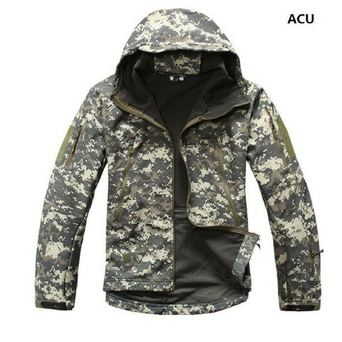 Chugach Tactical™ Waterproof Hunting Jacket