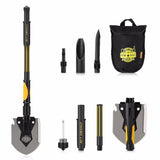 Wicked Wild Survival Shovel